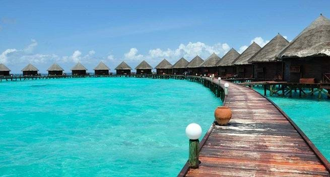 Maldives, There is something so romantic about these beautiful islands