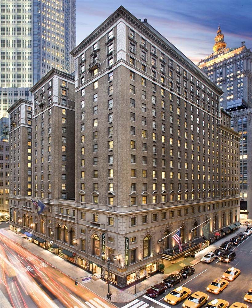 Image for The Roosevelt Hotel - New York