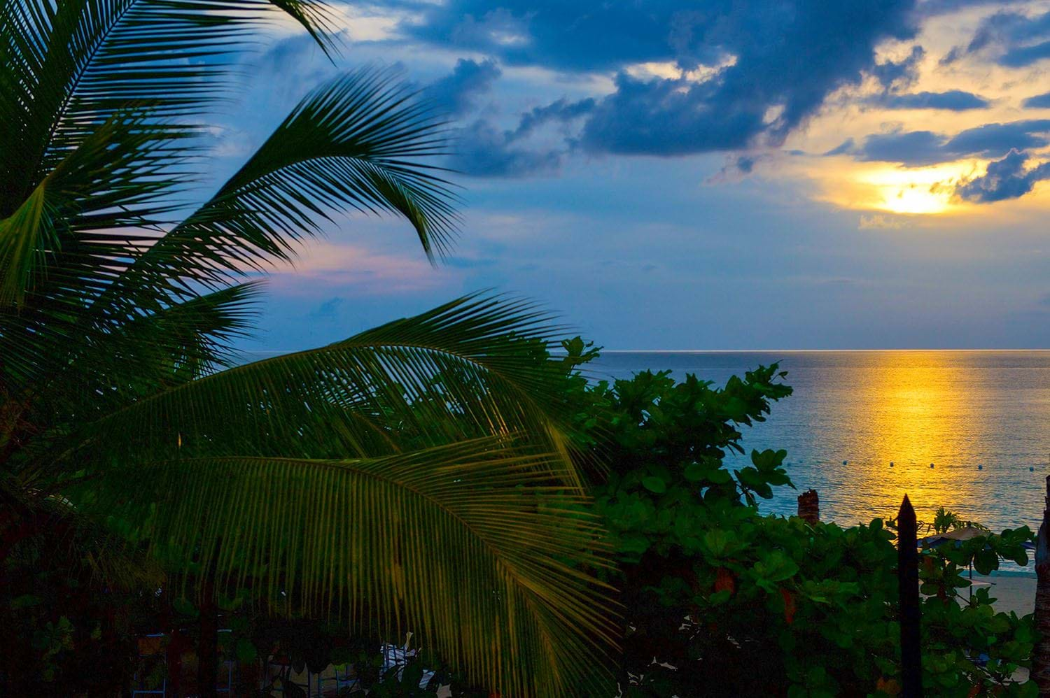 Jamaica , Enjoy a laid-back atmosphere complimented with some of the most beautiful landscapes